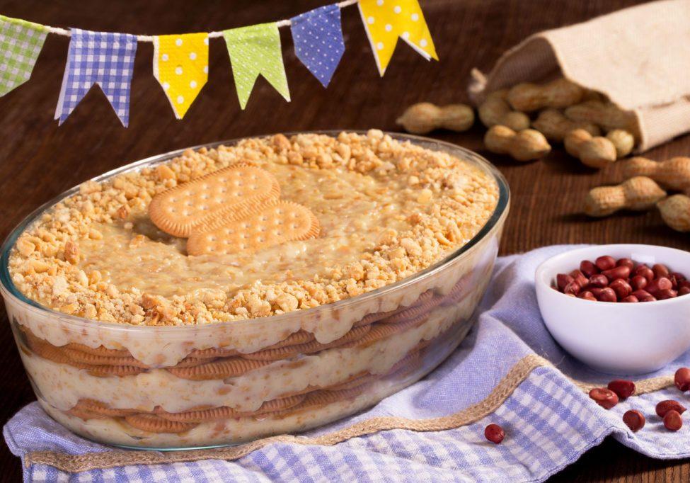 Pavê-de-Amendoim